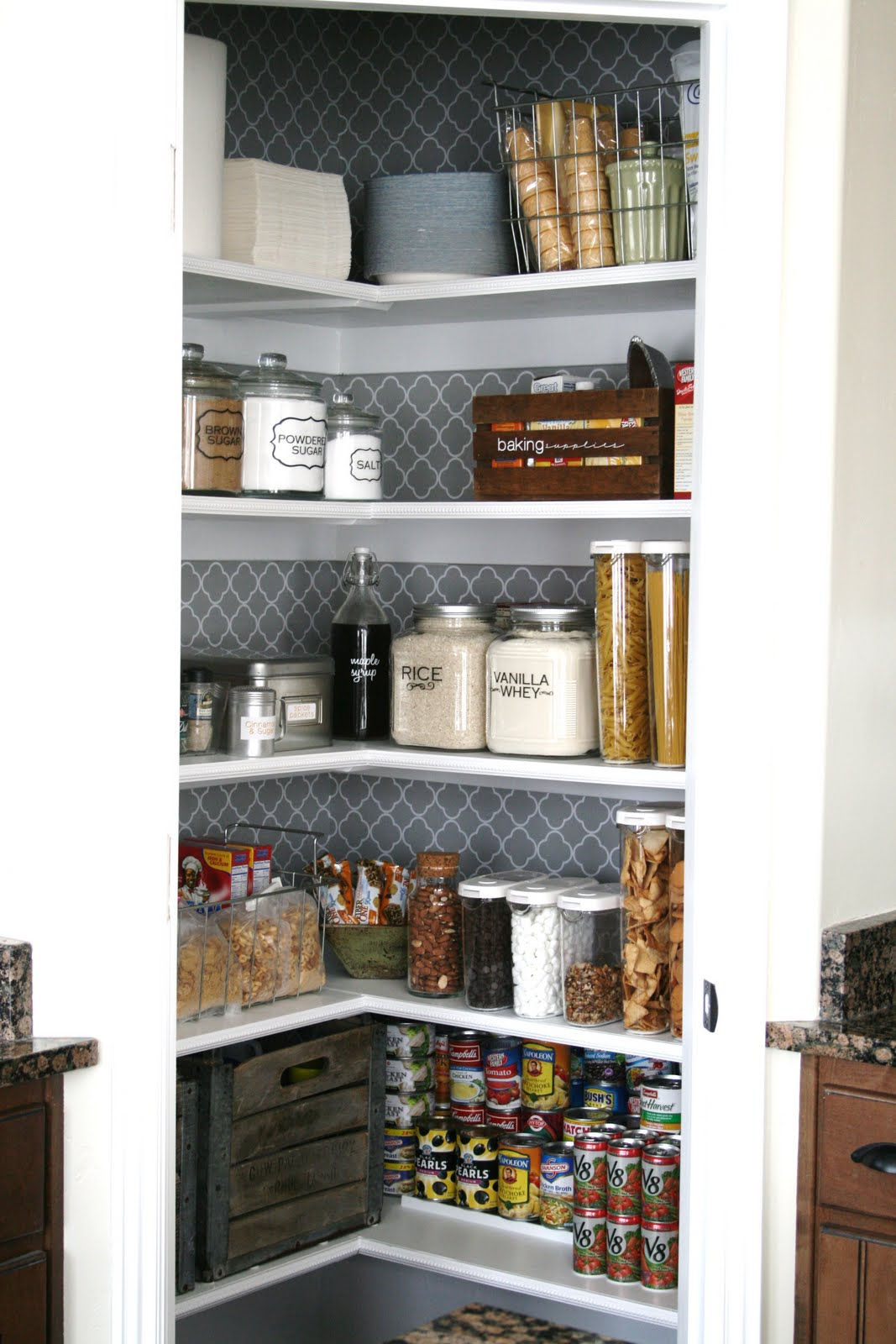 House of Smiths Pantry