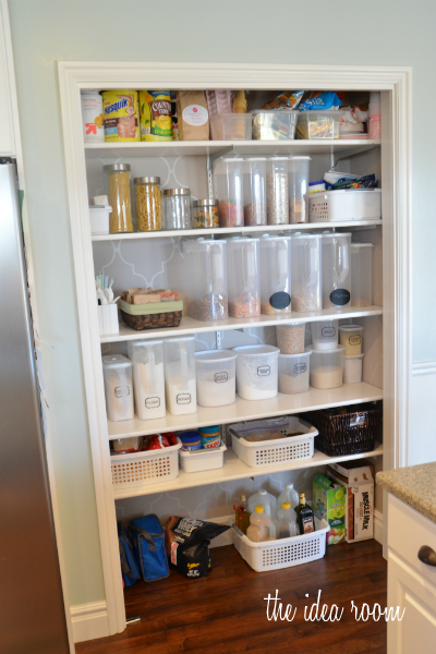 Idea Room Pantry