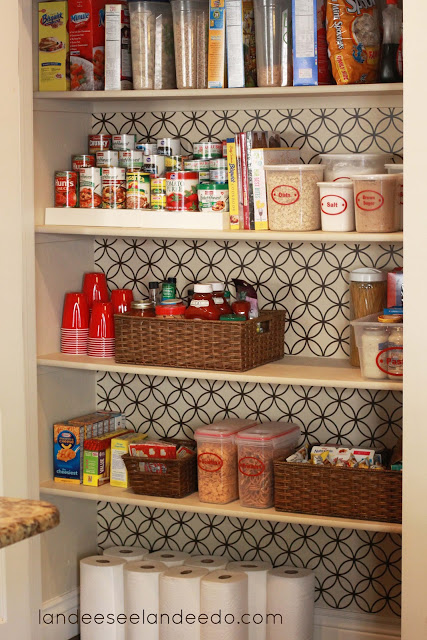 Landee Pantry+Makeover