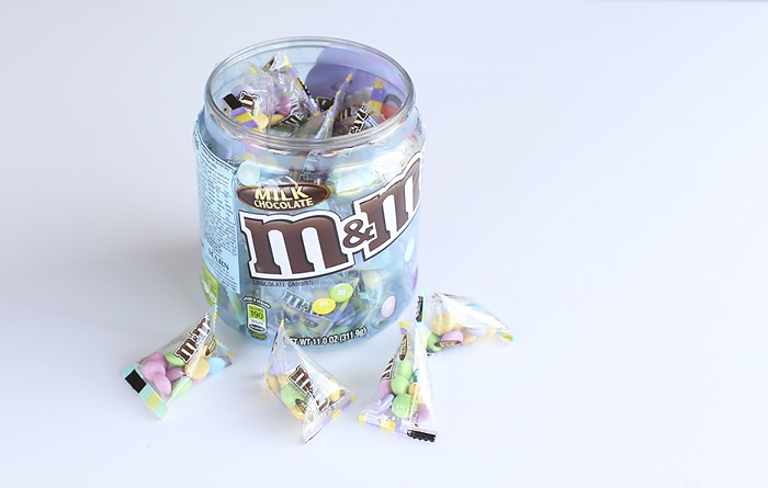 M&M tri Packs
