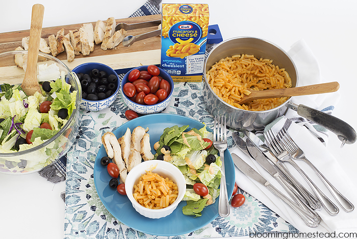 Delicious dinners for kids