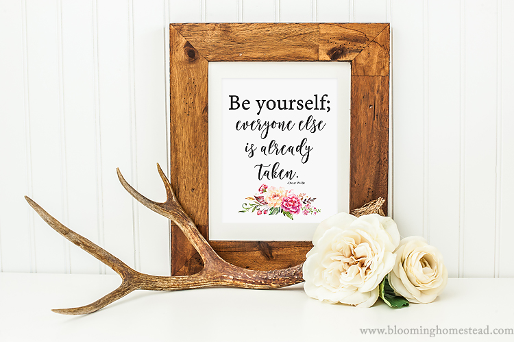 Beautiful Home Decor Printable