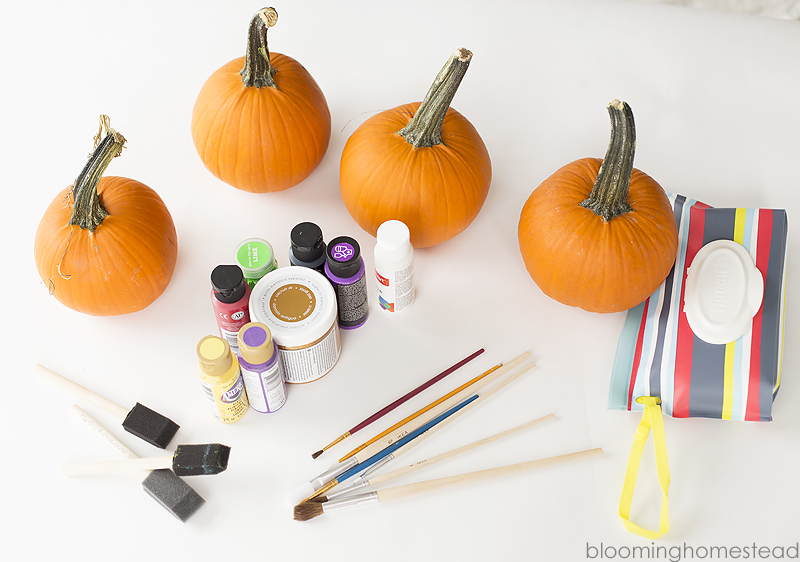easy-diy-painted-pumkins-for-kids
