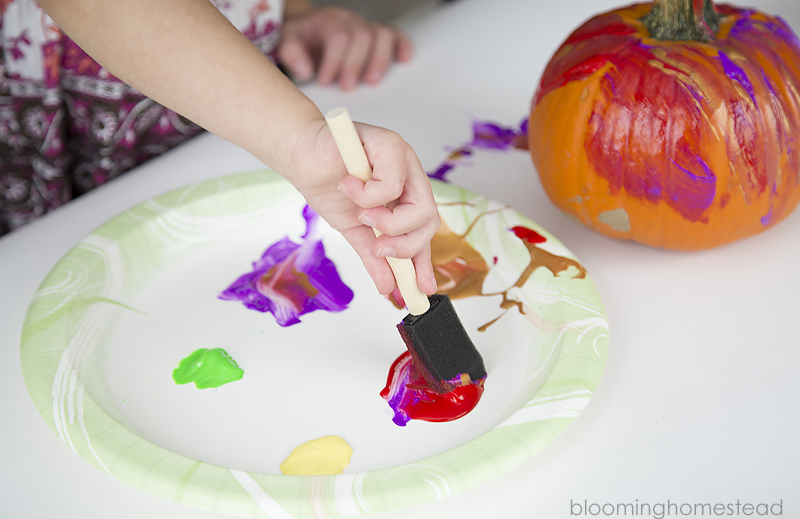pumpkin-painting-craft