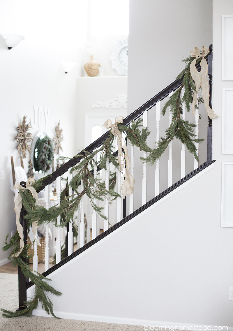 beautiful-pine-garland