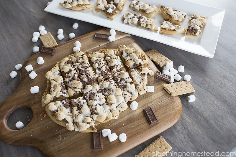 Easy and Delicious S'mores recipe
