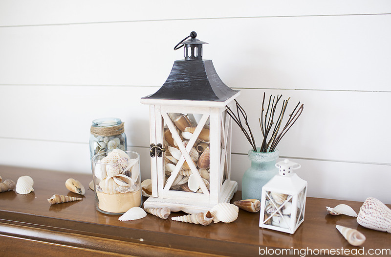 Tips for decorating with lanterns