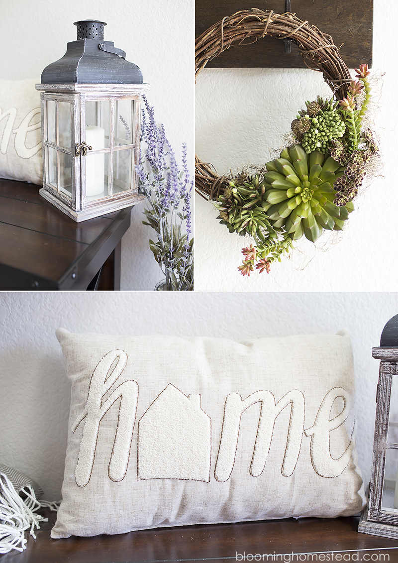 Farmhouse Style decor accents