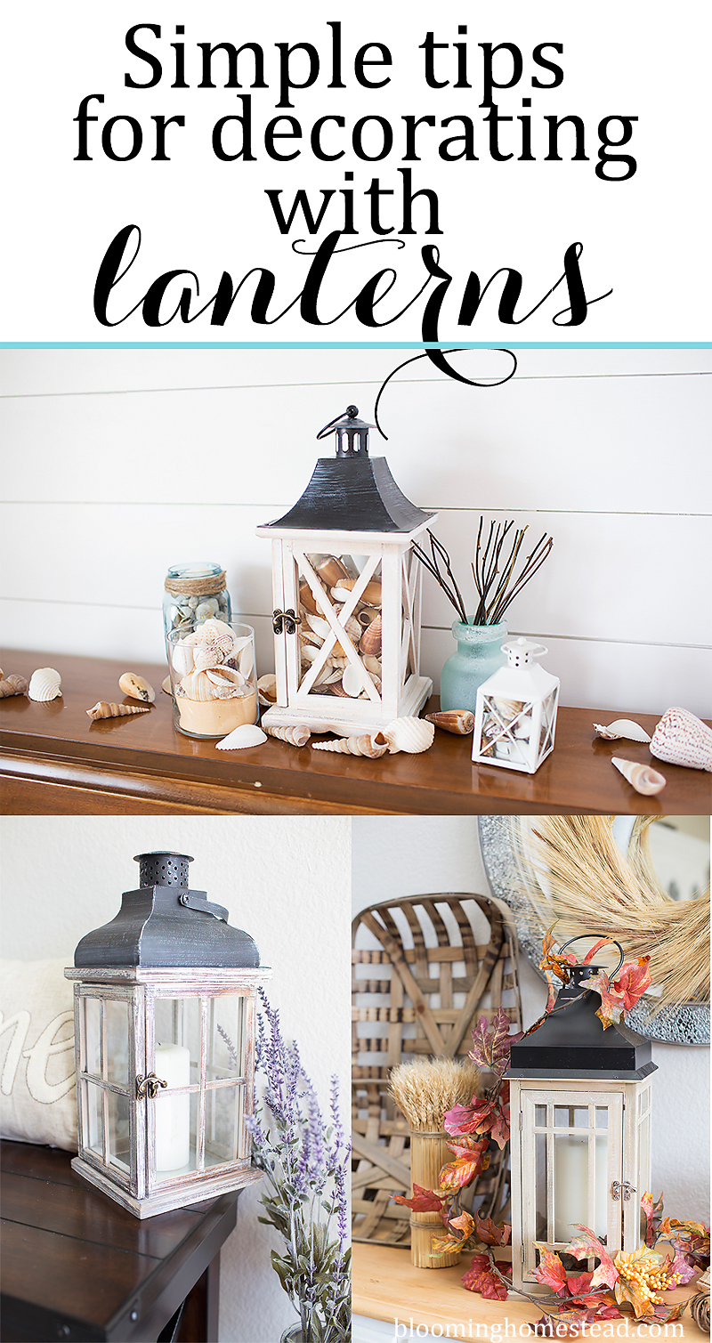 Simple Tips For Decorating With Lanterns