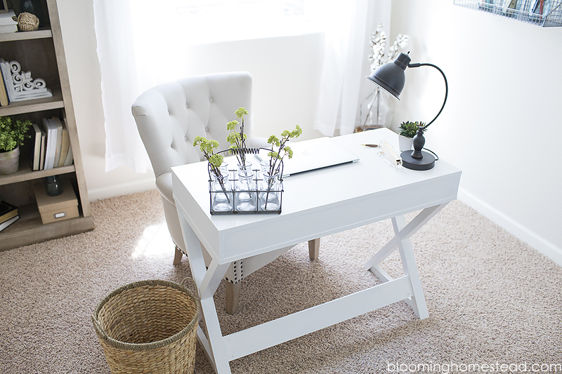 Modern Farmhouse Desk