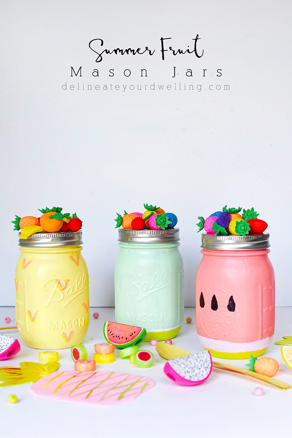 Summer-Fruit-Mason-Jars-painted