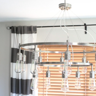 How to Update a Light Fixture