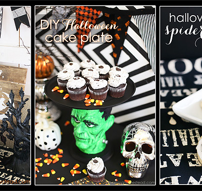 Fun and Simple Halloween Ideas